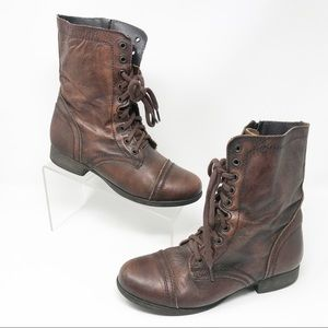 Steve Madden Troopa Boots                   S1-558